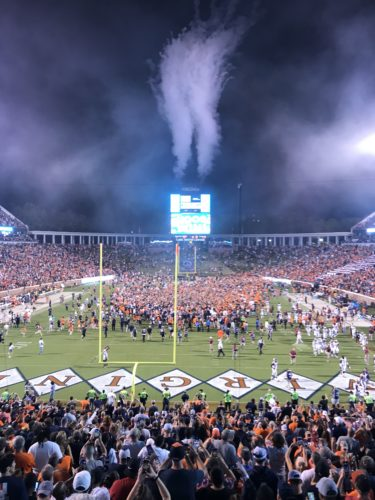 UVa football vs. FSU 2019